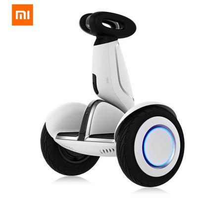 Gearbest Xiaomi Ninebot Plus Electric 11 inch Self Balancing Scooter - WHITE