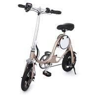 YT S1 12 inch Tire Smart Moped Folding Electric Bike Bicycle