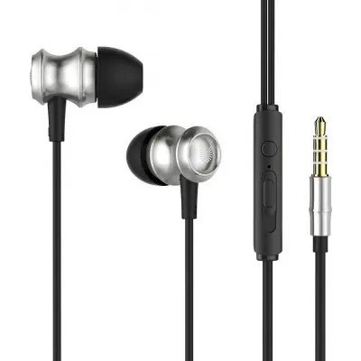 UIISII US60 In-ear Wired Fresh HiFi Music Earphones with On-cord Control