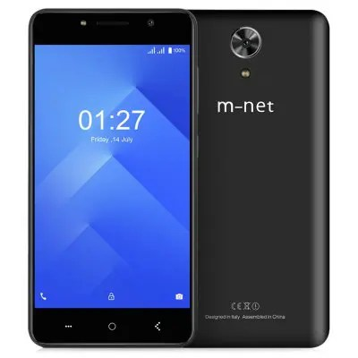 M-net Power 1 3G Smartphone Android 7.0 5.0 inch top 10 telefoane ieftine pe gearbest, sub 100 usd!