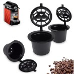 Refillable Coffee Capsule Cup Filter