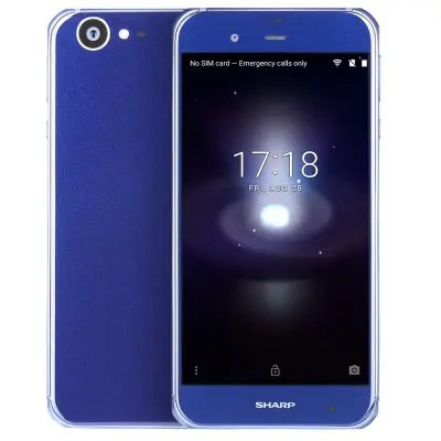 Sharp AQUOS P1 4G Smartphone 5.3 inch Android 6.0