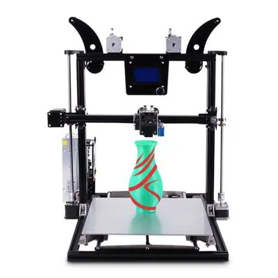 ZONESTAR Z8XM2 Multi-material Printing DIY 3D Printer Kit - US BLACK