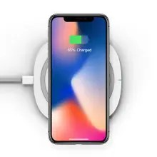 iPhone Accessories   Best iPhone Accessories Online Shopping     31  OFF TOCHIC Qi Wireless Charger Pad Ultra thin 10W Fast Charge