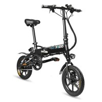 "Résultat de recherche d'images pour ""FIIDO D1 Folding Electric Bike 7.8Ah Battery Moped Bicycle gearbest"""