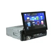 RM - CW0013G Car MP5 Player 7 inch Retractable Touch Screen