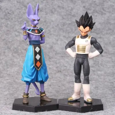 Gearbest Anime Character Dolls 2PCS