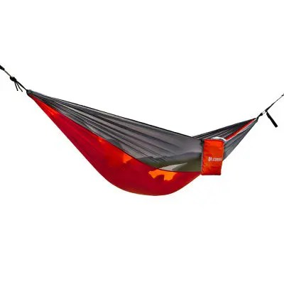 Gearbest gocomma Y1 Portable Durable Hammock - ORANGE