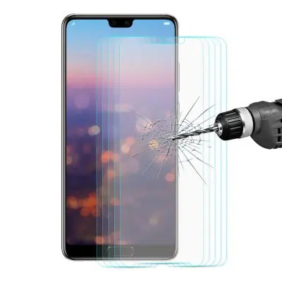 Hat - Prince Phone Tempered Glass for HUAWEI P20 Pro 5pcs