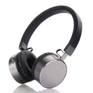 Kanen BT009 Wireless Bluetooth Headphone Stereo Hi-fi Metal Headsets with Microphone