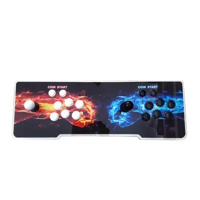 1220 Video Games Arcade Console Machine Double Joystick Pandora's Box Mccxx VGA HDMI US Plug 2