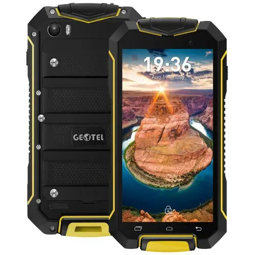 GEOTEL A1 Yellow EU