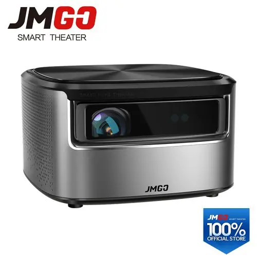 JMGO N7 DLP 1300 ANSI Lumens Home Theater Projector