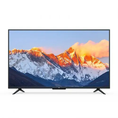 Mi TV4S 43In Contrôle vocal Google Assistant 5G WIFI Android 9 4K UHD Smart Xiaomi TV Global Version