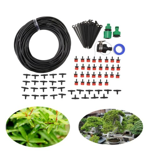 Gearbest DIY Drip Irrigation Tool Kit Automatic Watering System Set - MULTI
