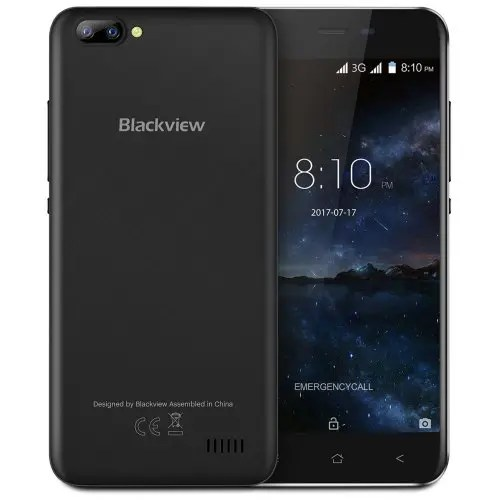 Blackview A7 Black EU