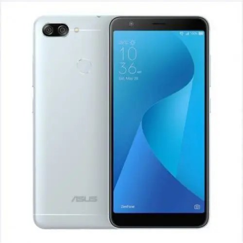 ASUS Zenfone Max Plus(ASUS_X018D/ZB570TL) 4+64GB US+UK adapter Silver Global Version