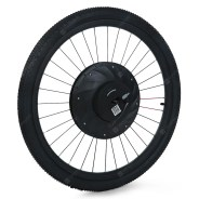 YUNZHILUN 36V - X iMortor 26 inch Smart Front Electric Bike Wheel