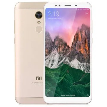 Xiaomi Redmi 5 Plus Golden Cell phones Sale, Price & Reviews ...