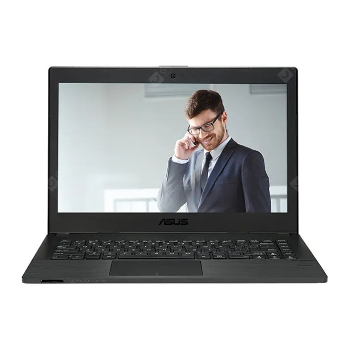 ASUS P2540UV7200 Notebook Fingerprint Recognition