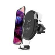 BQ001 Fast Wireless Charging Mount Phone Gravity Holder