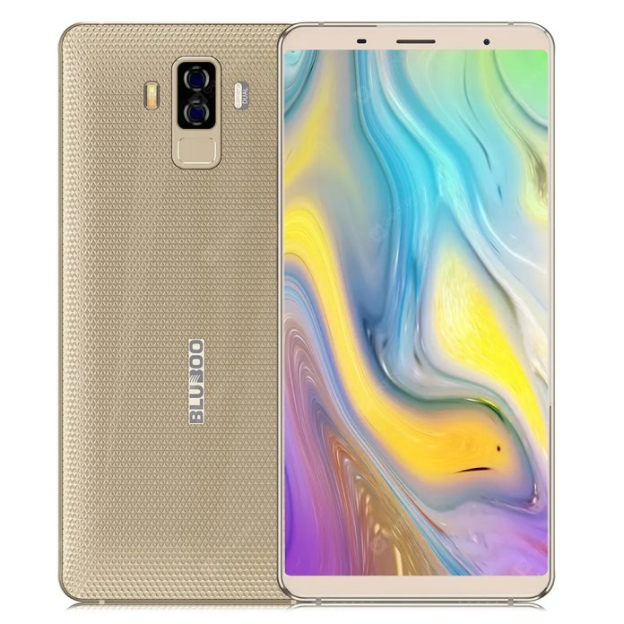 Bluboo S3 4G Phablet