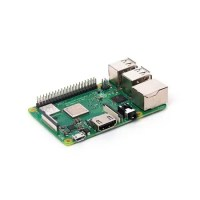 "Résultat de recherche d'images pour ""Raspberry Pi 3 Model B + Bluetooth 4.2 Development Board - CLOVER GREEN gearbest"""