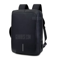 Male Anti-theft 17 inch Laptop Backpack