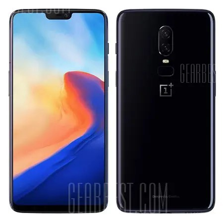OnePlus 6 4G Phablet 64GB ROM International Version