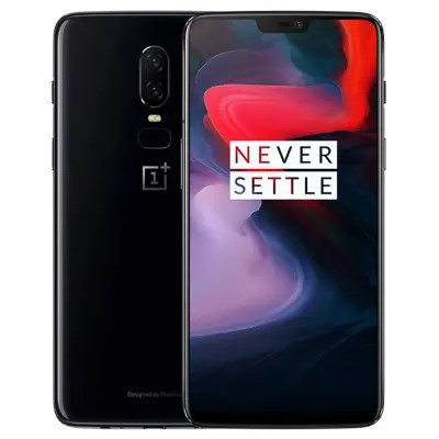 Gearbest OnePlus 6 4G Phablet 8GB RAM 128GB ROM International Version - MIRROR BLACK 16.0MP + 20.0MP Dual Rear Cameras Fingerprint Scanner