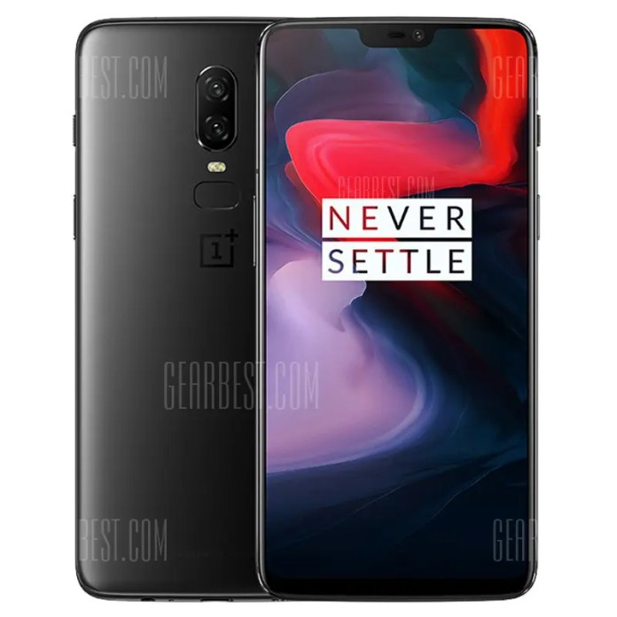 OnePlus 6 4G Phablet 8GB RAM 128GB ROM International Version