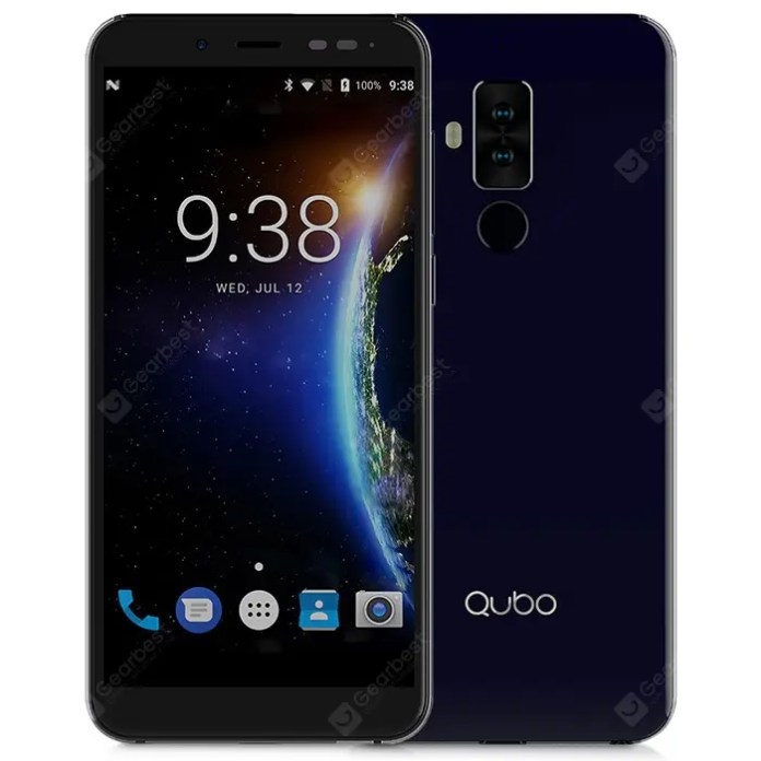 QUBO Juno 4G Phablet