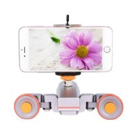 Electric Camera Slider Motorized for DSLR Smartphone
