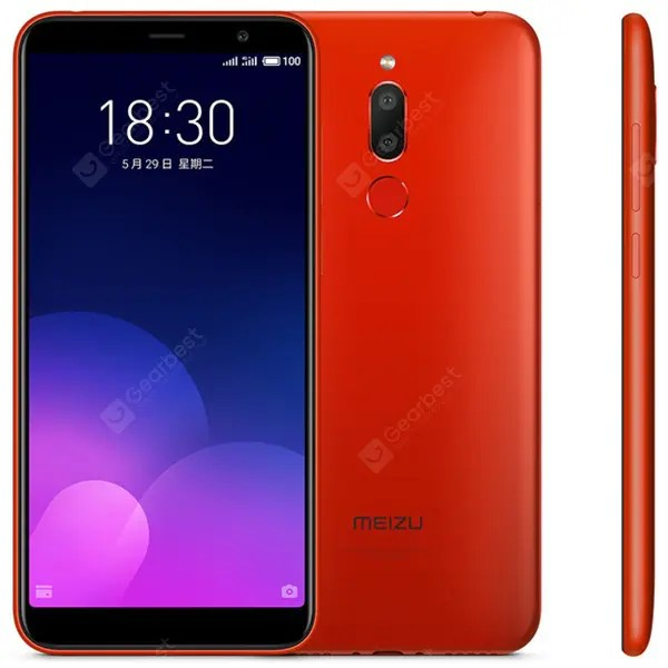 MEIZU M6T 4G Phablet Global Version