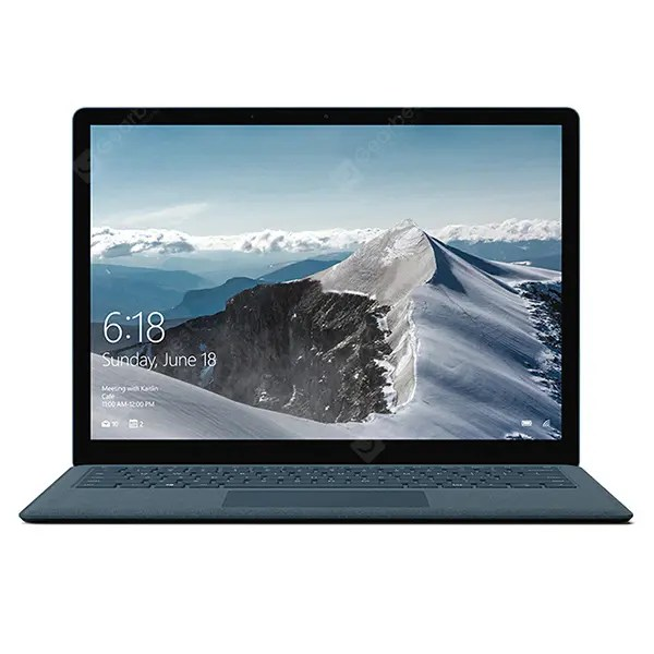 Microsoft Surface Laptop Notebook Intel Core i5-7300U
