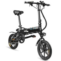 FIIDO D1 Folding Electric Bike Moped Bicycle