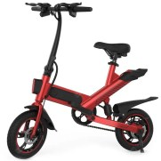 Y1 Smart Folding Bike Electric Moped Bicycle