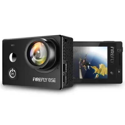 Hawkeye Firefly 8SE 4K Touch Screen Action Camera