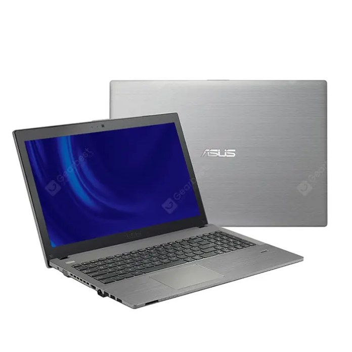 ASUS Pro454UQ4405 Laptop Fingerprint Recognition 4GB
