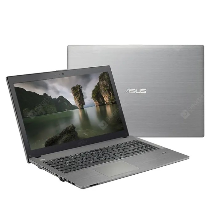 ASUS Pro554UV4405 Laptop Fingerprint Recognition 4GB