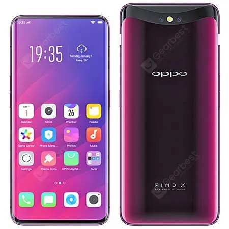 OPPO Find X 3G Phablet Global Version