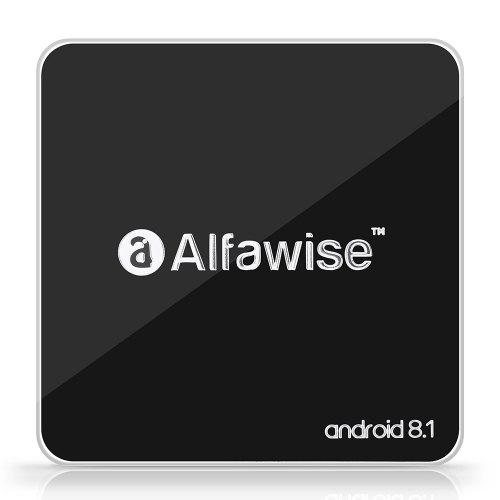 Alfawise A8 TV BOX Rockchip 3229 Android 8,1