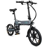 "Résultat de recherche d'images pour ""FIIDO D1 Folding Electric Bike Moped Bicycle E-bike - BLACK 7.8AH BATTERY gearbest"""