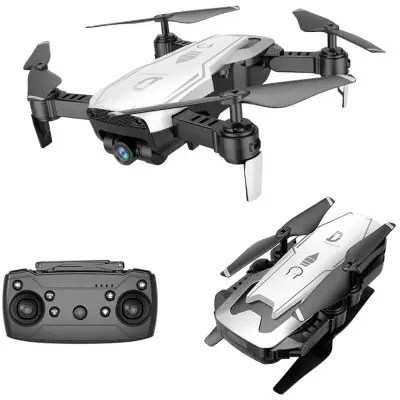 X12 WiFi FPV RC Drone Maintien d'Altitude Lentille à Grand Angle Points de Cheminement