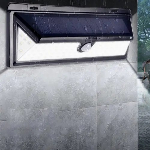 BRELONG 90-LED Waterproof Solar Power Light