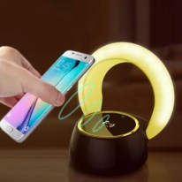 Creative Intelligent Night Lamp Wireless Charger