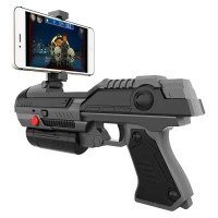 Mobile Phone Smart Bluetooth AR Game Gun Toy