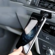 Gravity Sensing Car Mount Phone Holder