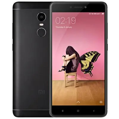 Smartphone 4G Xiaomi Redmi Note 4X Version Internationale