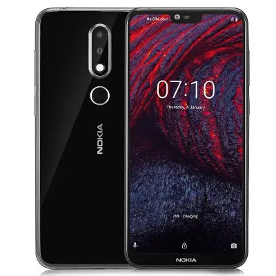 Smartphone Nokia X6 4G Version Internationale